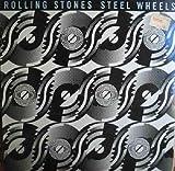 Antiguo vinilo - Old Vinyl .-THE ROLLING STONES : STEEL WHEELS