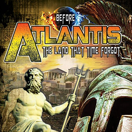 Before Atlantis audiobook cover art