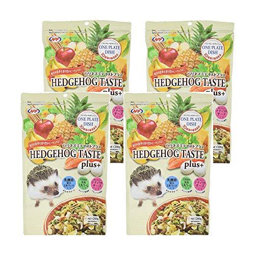 【4袋セット】ナチュラルペットフーズハリネズミテイストプラス200g×4袋+ミニ保存袋付き(ハローキティ)