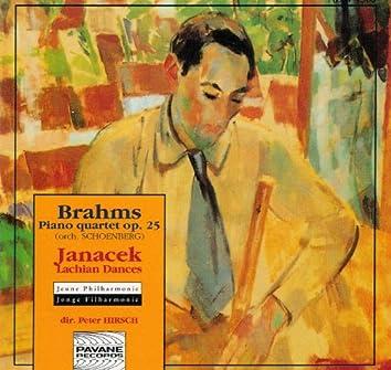 Brahms: Piano Quartet Op. 25 (Orchestrated by Arnold Schoenberg) - Janáček: Lachian Dances