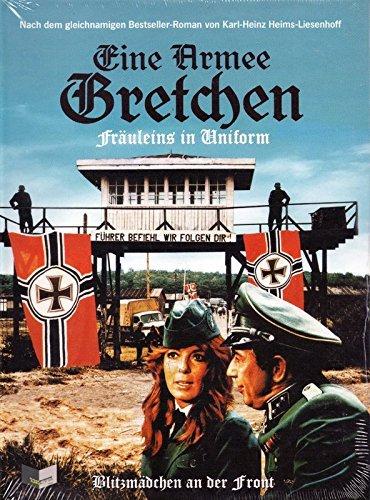 Eine Armee Gretchen Limited Uncut 2-Disc Edition (DVD+BD) - Cover A lim. und num. auf 333 Stk.