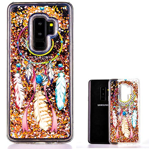 Coque Ultra Mince Flexible 3D Premium TPU Silicone Paillette Sparklers Cristal Transparent Clair Bling Glitter Diamond Brillante Liquide Soft Gel Cas De Cristal Strass pour Samsung Note 8