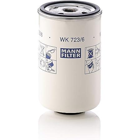Original Mann Filter Kraftstofffilter Wk 854 6 Für Pkw Auto