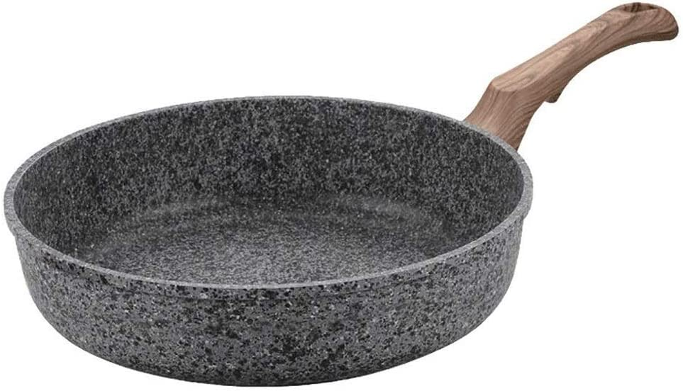 GCCBQM Frying Pan Long Beach New Free Shipping Mall with Stone Skillet Nonstick Lid