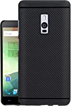 Jkobi® 360* Protection Premium Dotted Designed Soft Rubberised Back Case Cover For OnePlus 2 / OnePlus Two 1+2/ One Plus 2 -Black