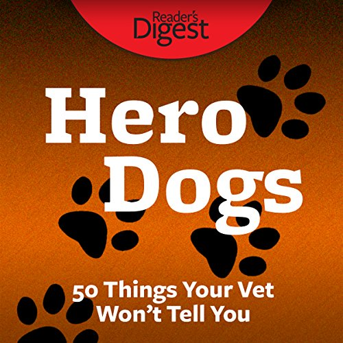 50 Secrets Your Vet Won't Tell You audiobook cover art