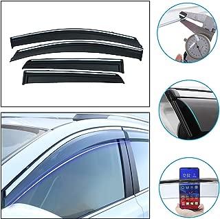 10 Piezas Muchkey 25239 Auto Trim Clips para Puerta Negro