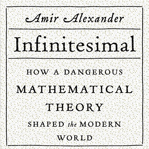 Infinitesimal cover art