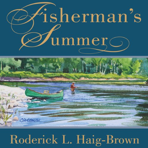 Fisherman's Summer audiobook cover art