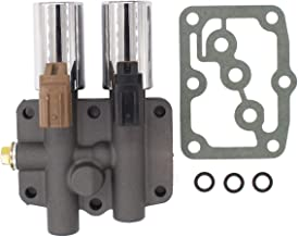 NewYall Transmission Dual Linear Solenoid with Gasket and 3 O-Rings