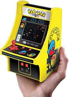 Johnson Smith Co. - DREAMGEAR Pac-Man Micro Player - The Whole Game in Your Hand - Approx 4
