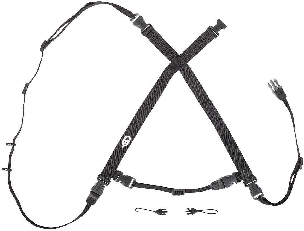 OP/TECH USA Warehouse Scanner Harness with Breakaway Buckles (Large) 99013913