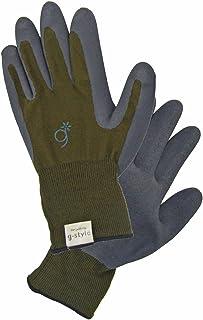g-style 【ガーデニング用手袋】 ラバーファーム オリーブ S