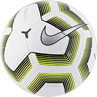 Magia Team II NFHS Soccer Ball- (White/Black/Volt)