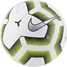 Magia Team II NFHS Soccer Ball- (White/Black/Volt)