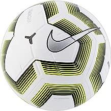Nike Magia Team II NFHS Soccer Ball- (White/Black/Volt)
