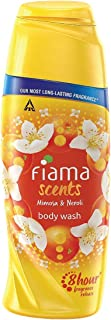 Fiama Scents Body Wash with Mimosa & Neroli, Shower Gel with Skin Conditioners, 8 hour fragrance lock technology, tested b...