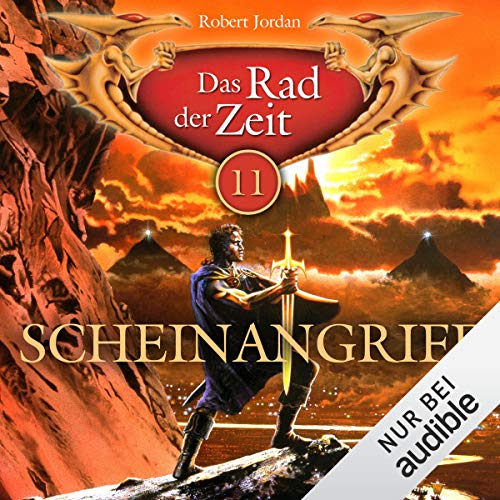 Scheinangriff     Das Rad der Zeit 11              By:                                                                                                                                 Robert Jordan                               Narrated by:                                                                                                                                 Helmut Krauss                      Length: 16 hrs and 4 mins     Not rated yet     Overall 0.0