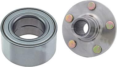 930300 510058 Pair Front Wheel Bearing & Hub Assembly for Chrysler PT Cruiser Dodge