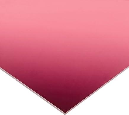 Amazon com: Pink - Plastic Sheets / Plastics: Industrial