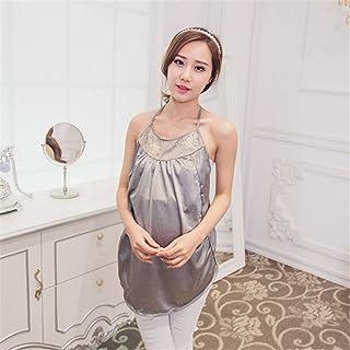 放射線防護放射線スーツ妊婦、シルバーアンチ放射線マタニティータンク、着用する4つの季節、洗濯可能、変形なし。