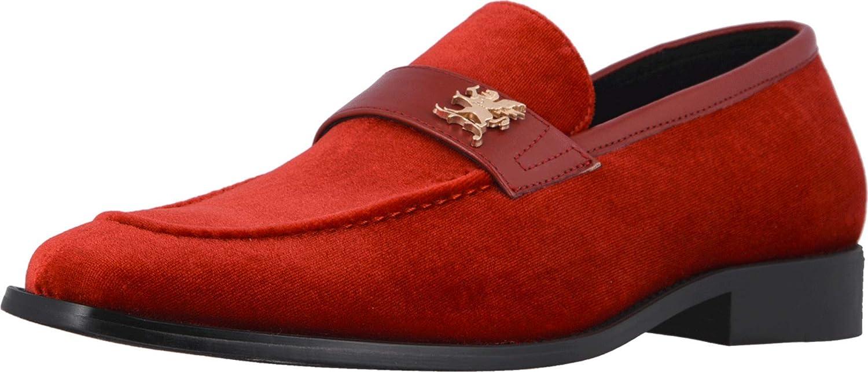 Bellino Velour Slip-on Loafer