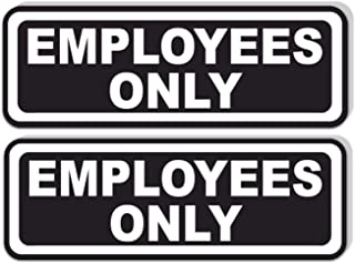 free employees only sign