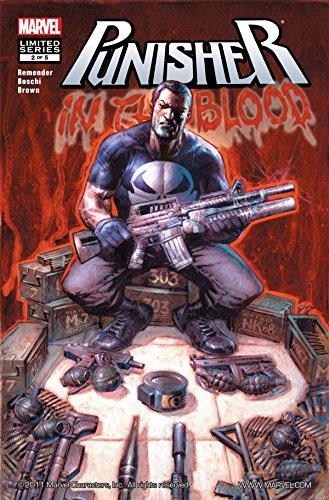 Download Punisher: In the Blood #2 (of 5) (English Edition) B00ZMY7R78