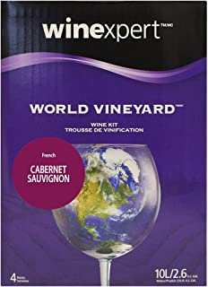 Midwest Homebrewing and Winemaking Supplies French Cabernet Sauvignon (World Vineyard)