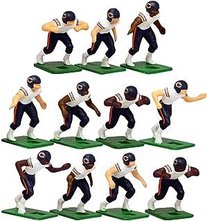 Chicago BearsAway Jersey NFL Action Figure Set
