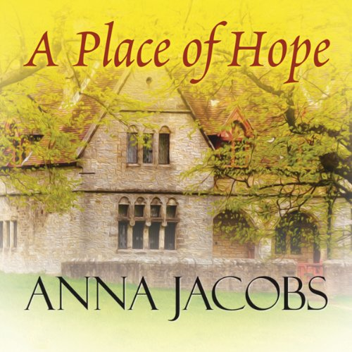 A Place of Hope audiobook cover art
