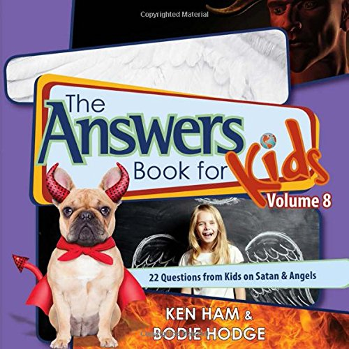 Answers Book for Kids Volume 8, The