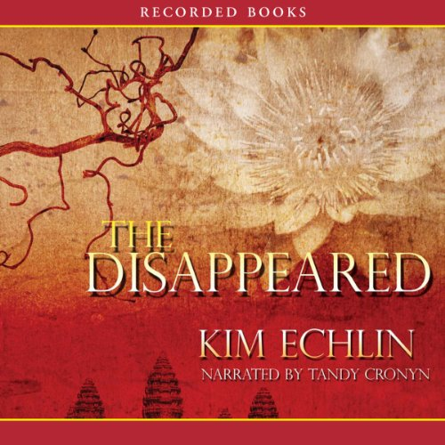 The Disappeared audiobook cover art