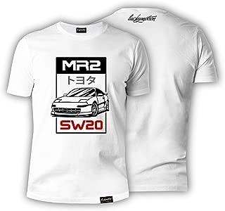 Luckymotion T-Shirt Toyota MR2 SW20 Japan Premium Wear LM