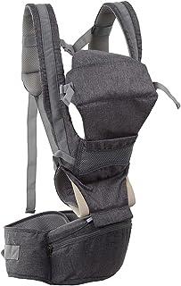 MIRAI LABO ミライラボ 抱っこひも 抱っこ紐 だっこひも 新生児 首すわり前も横抱き 人気のヒップシート付き