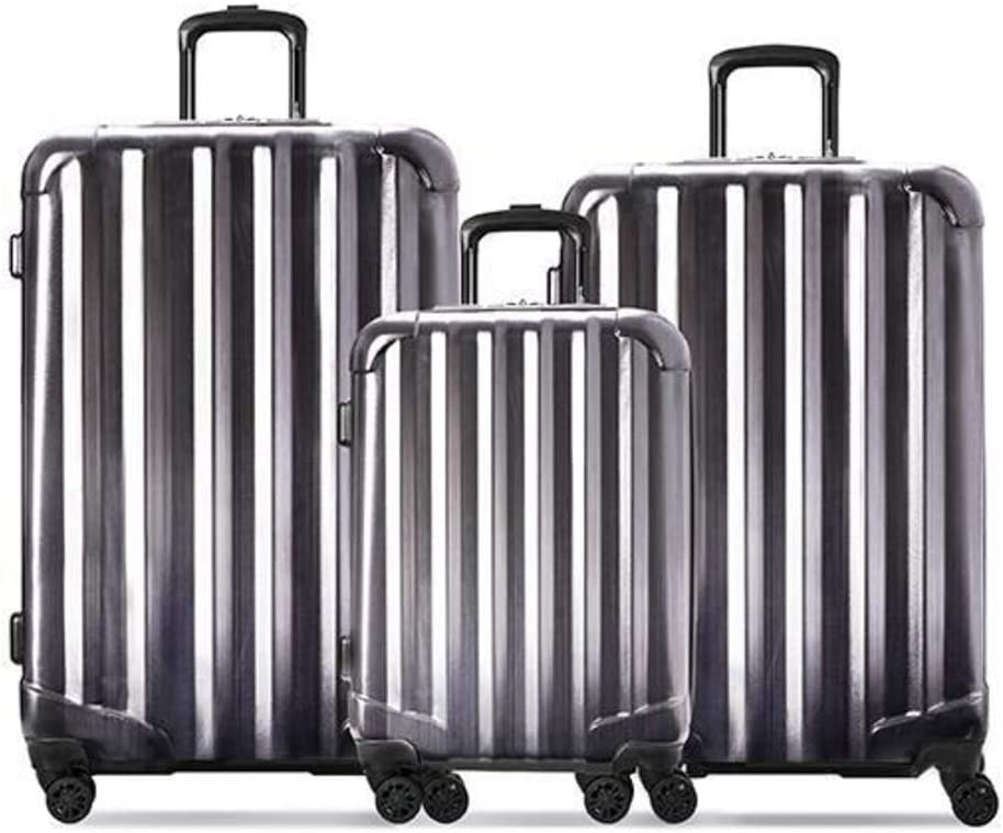 Genius Pack Hardside National products Luggage Spinner Lightwe Smart Organized 55% OFF -