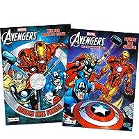 [マーベル]Marvel Mighty Avengers® Coloring and Activity Book Set 1301422 [並行輸入品]