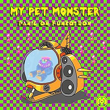 Panic On Funkotron - EP