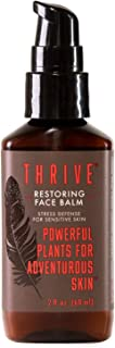 All Natural Face Cream for Sensitive Skin – Facial Moisturizer Restores, Protects Skin & Helps Soothe Irritation – Face Lotion for Women & Men Made in USA with Natural & Organic Ingredients