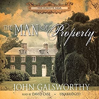 The Man of Property cover art
