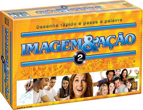 Jogo Imagem e Ação 2 Grow, Multicor