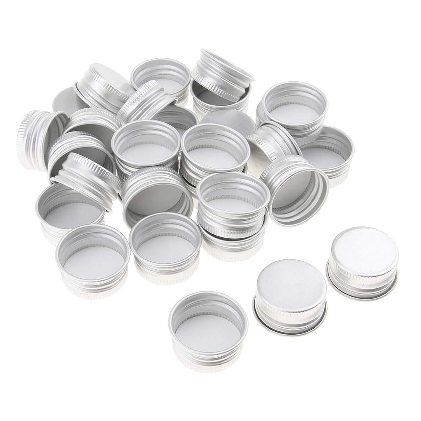 歩き回るバリケード連帯Perfeclan 約30個 アルミ 化粧品容器 メイクアップボトル 収納ケース 4サイズ選べ - 24口径