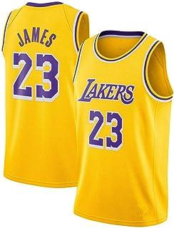 Basketball Uniforms, Nba Lakers 23 New James Sportswear Training Uniforms Uniforms