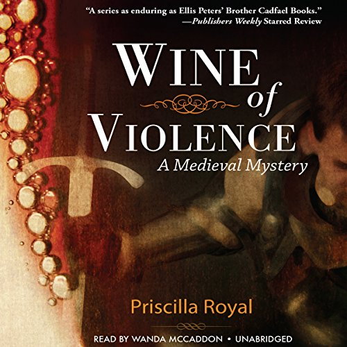 Wine of Violence  By  cover art