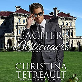 The Teacher's Billionaire audiobook cover art