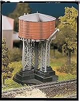 Bachmann Train - プラスチックビル アメリカ建物 - クラシックキット - ウォータータワー - Oスケール