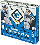 2019 Panini Chronicles Hobby Baseball Box (3 Autos & 1 Mem.)