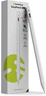 Stylus Pen for iPad Switcheasy EasyPencil Plus with Palm Rejection and Magnetic Function Compatible with (2018-2020) iPad ...