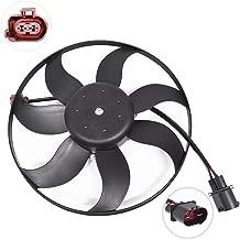 Best auxiliary radiator fan Reviews