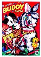 ポスター ロバちゃん BUDDY THE BURRO
